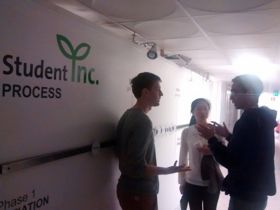 Student Inc. 1