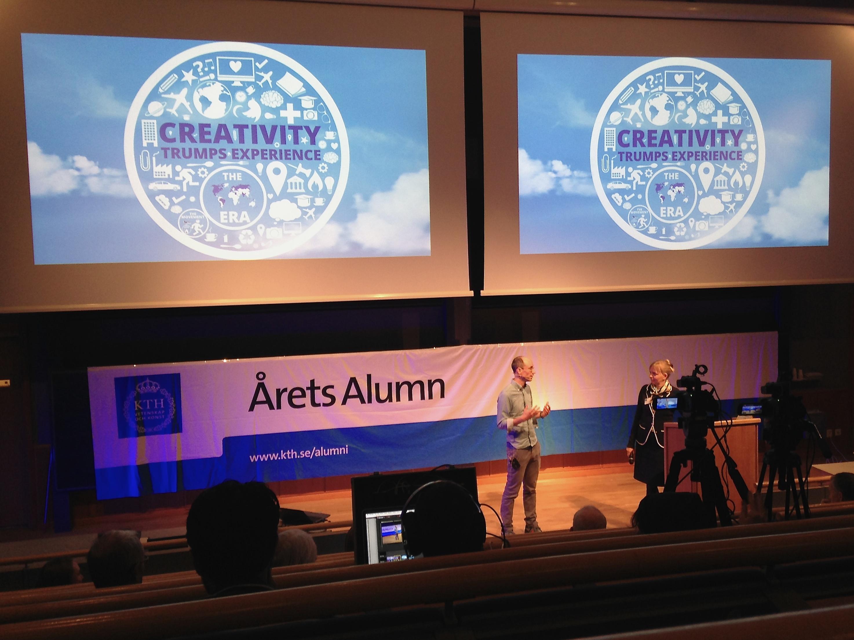 Peter Arvei talk, nov 24th at KTH