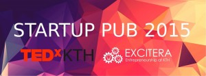 Startup Pub Event Banner by Excitera. Source: Startup Pub Facebook event page