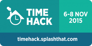 Time Hack Event Banner. Source: Time Hack Facebook page